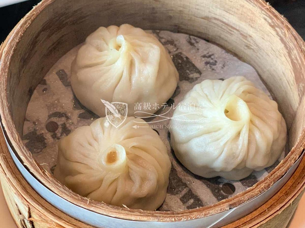 YEN CHINESE RESTAURANT(紫艷中餐廳):小籠包をはじめとした飲茶も胃袋が一つしかないのが悔やまれるほど美味しい。