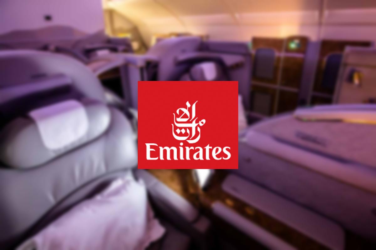 エミレーツ航空:エアバスA380-800ファーストクラス