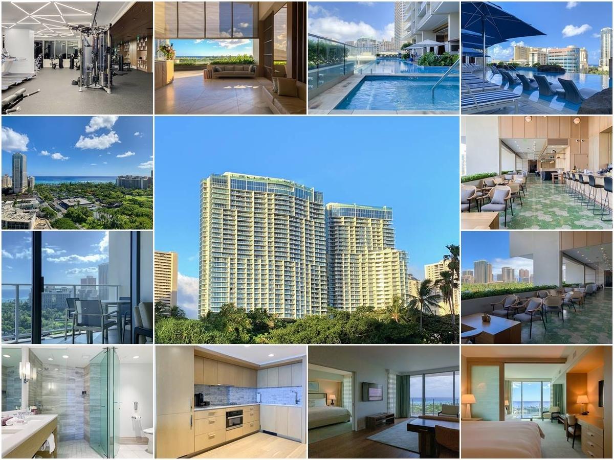 ザ・リッツ・カールトン・レジデンス、ワイキキ・ビーチ(The Ritz-Carlton Residences, Waikiki Beach)