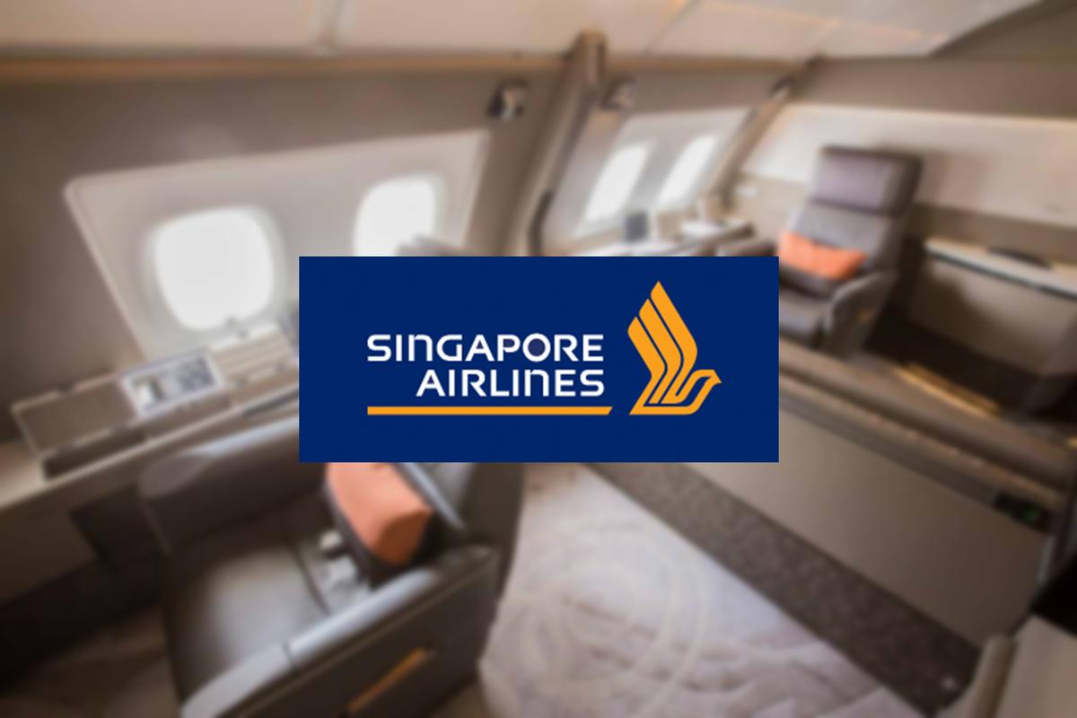 シンガポール航空 A380-800 新スイートクラス