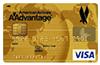 りそな/AAdvantage® VISA Card ゴールド