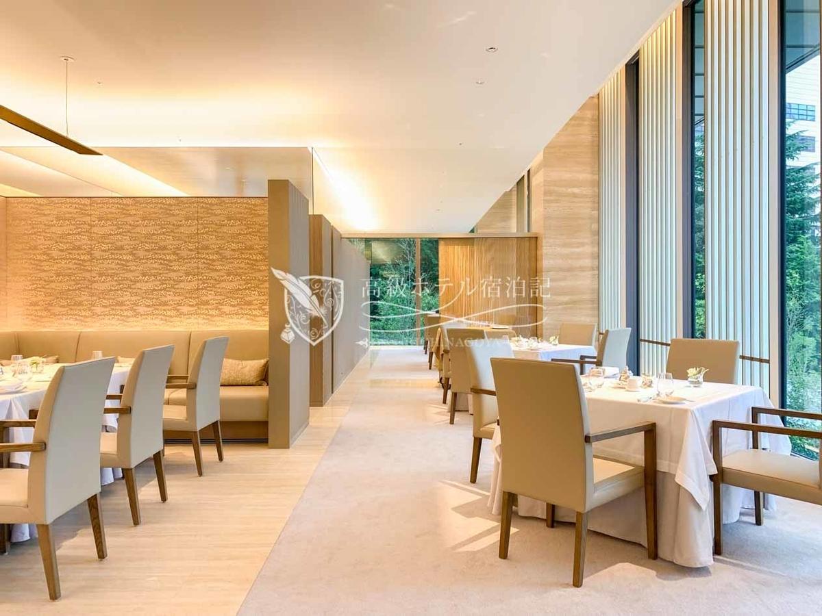 フランス料理「ヌーヴェル・エポック」@ヘリテージウイング5階