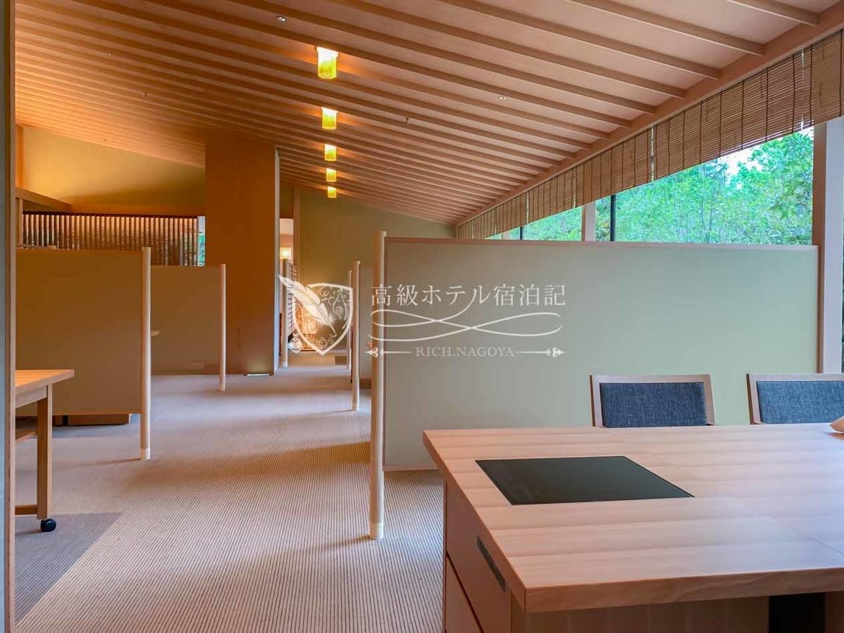 日本料理「山里」@ヘリテージウイング4階
