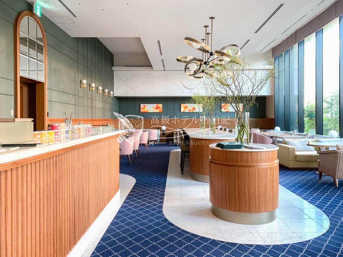 都ホテル 博多:カフェ エンパシー