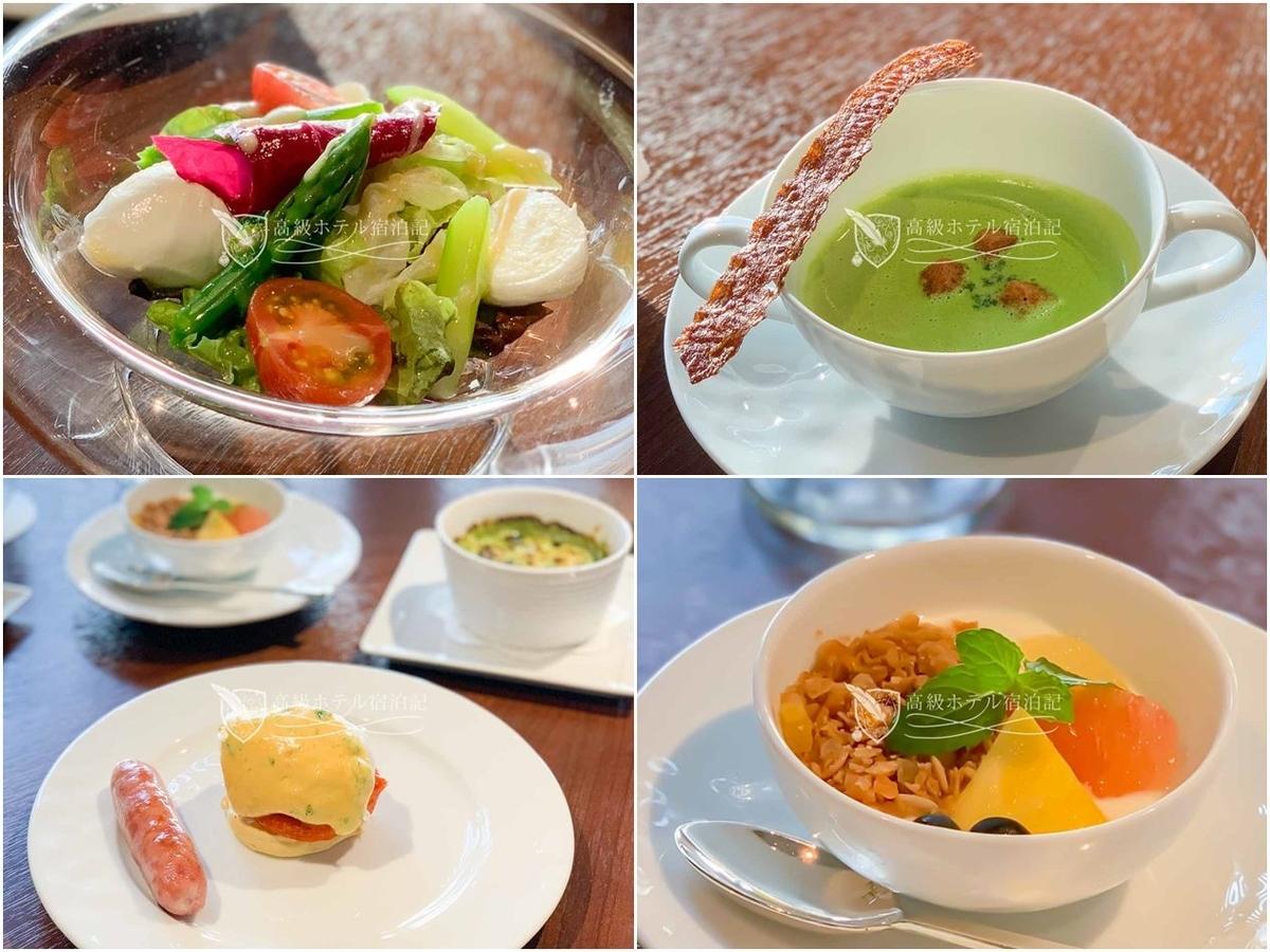 朝食は基本はアメリカンブレックファーストだが、連泊の人にはリクエストに応じて和食も提供。超美味い!