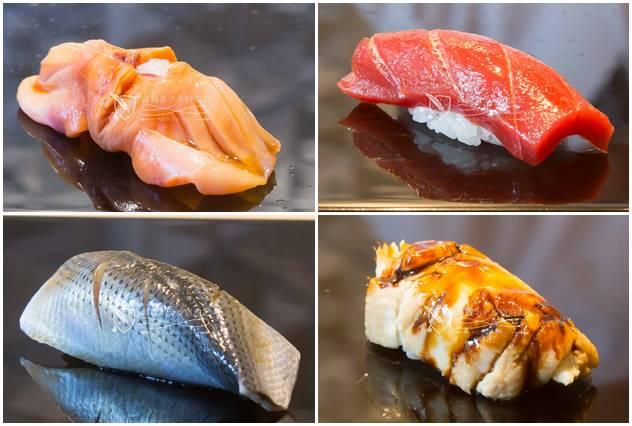 ミシュラン一つ星を獲得した「鮨和魂」。ネタは厚みがあり弾むような食感が美味い!