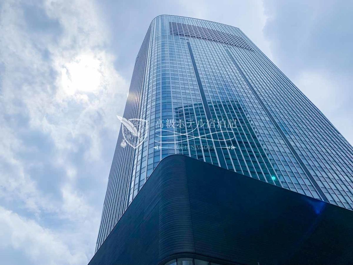 虎ノ門ヒルズの47階以上に入居する高層階が確約された高級ホテル。