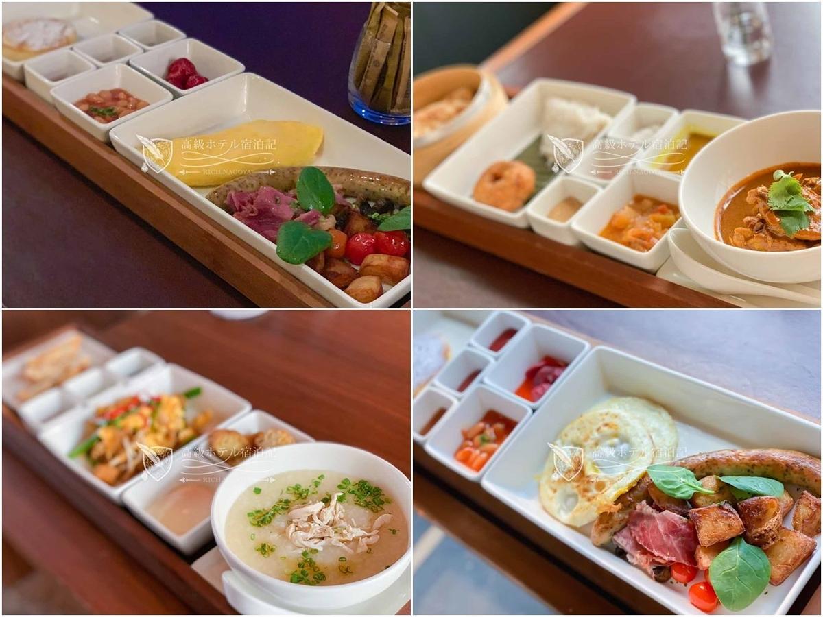 41階のオールデイダイニング「Entier」での朝食は、ビュッフェ&オーダー料理。オーダー料理はインターナショナル、インド料理、中華など5種類からチョイス。特に中華が美味!こんなに安いのに美味しすぎた...