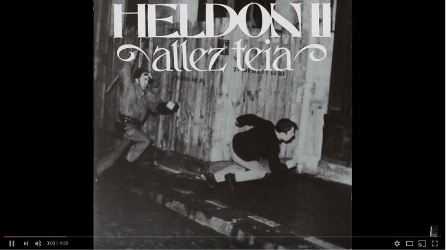 Heldon II Allez Teia