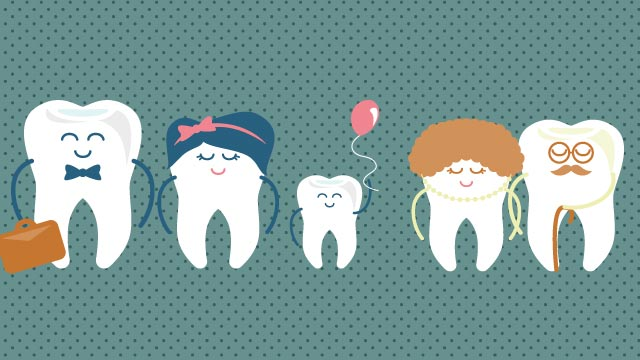 ワンタフト歯ブラシ