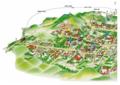 [高野山][マップ]高野山地図西側