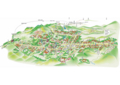 [高野山][マップ]高野山地図(奥之院別)