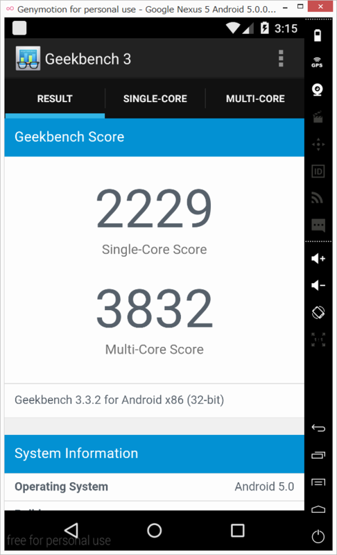 Genymotion_Geekbench 3.PNG
