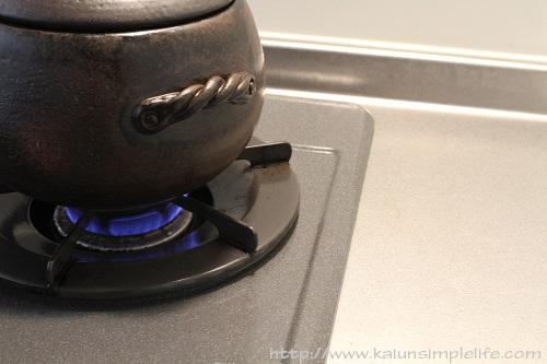 長く使うための土鍋(ご飯鍋)のお手入れ法