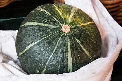 簡単でおいしい、かぼちゃの塩煮
