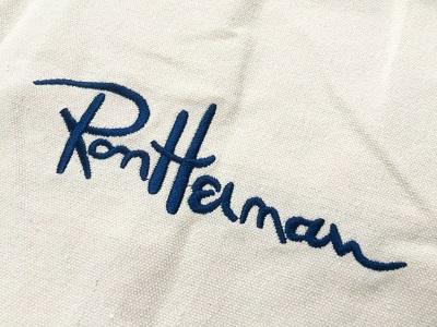 ロンハーマンのビッグキャンバストートバッグ