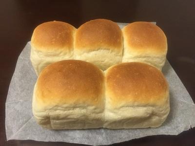 お家で作る砂糖不使用のパン