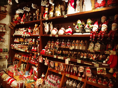 1年中クリスマスのお店「Christmas Toys(クリスマストイズ)」