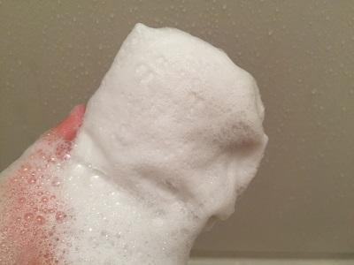 ストレッチもできる手ぬぐい洗顔