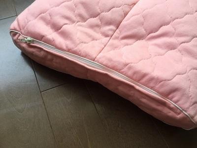東京西川「肩楽寝」「横楽寝」