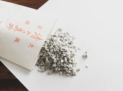 簡易的な盛り塩の器