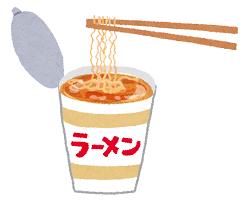 食べると危険な食品添加物(インスタントラーメン・カップ麺)