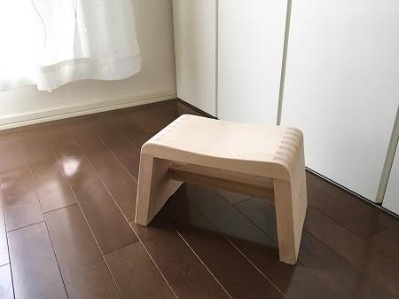 ヒノキの風呂椅子(バスチェア)で運気アップ
