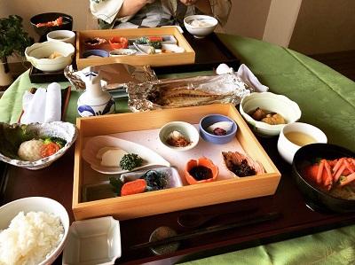 伊豆・稲取旅館「食べるお宿浜の湯」