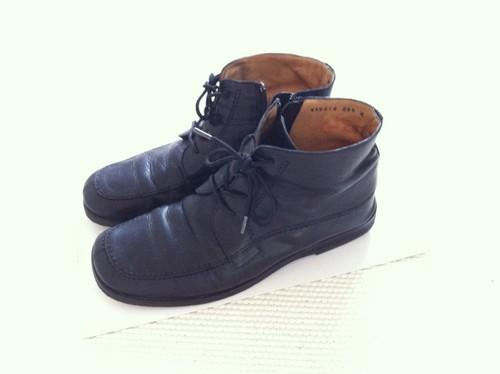 ミニマリスト 靴 ブーツ シューズ ショートブーツ 秋 イング ING
