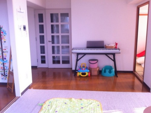 WEB公開 リビング 居間 ソファ ラグ テーブル ちゃぶ台 無印良品 スタッキングシェルフ
