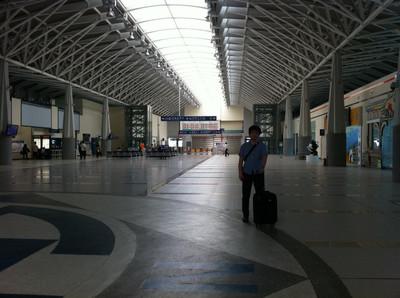 台湾 台中 旅行 駅 旅行記