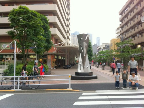 東京 もんじゃ焼き 月島 もんじゃストリート