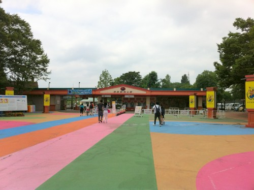 東武動物公園 動物園 東京 埼玉
