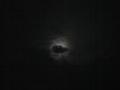 月(隠れた中秋の名月)