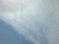 2016年4月9日の雲