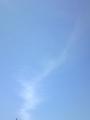 2016年5月18日の雲