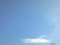 2016年8月9日の雲