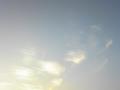 2016年11月18日の雲