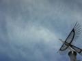 2016年12月25日の雲