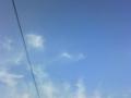 2010年10月9日の雲