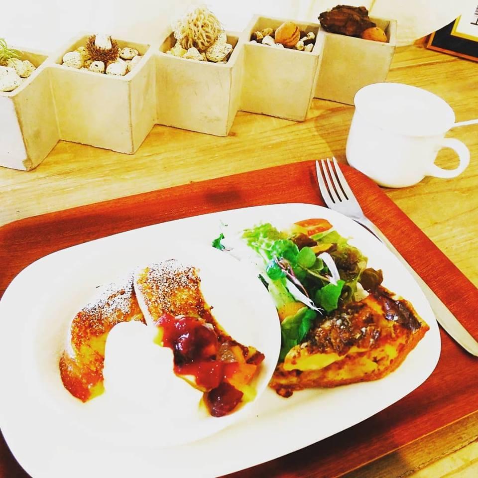 【関市西木戸町】CAFE ma biche(カフェ・マビッシュ)