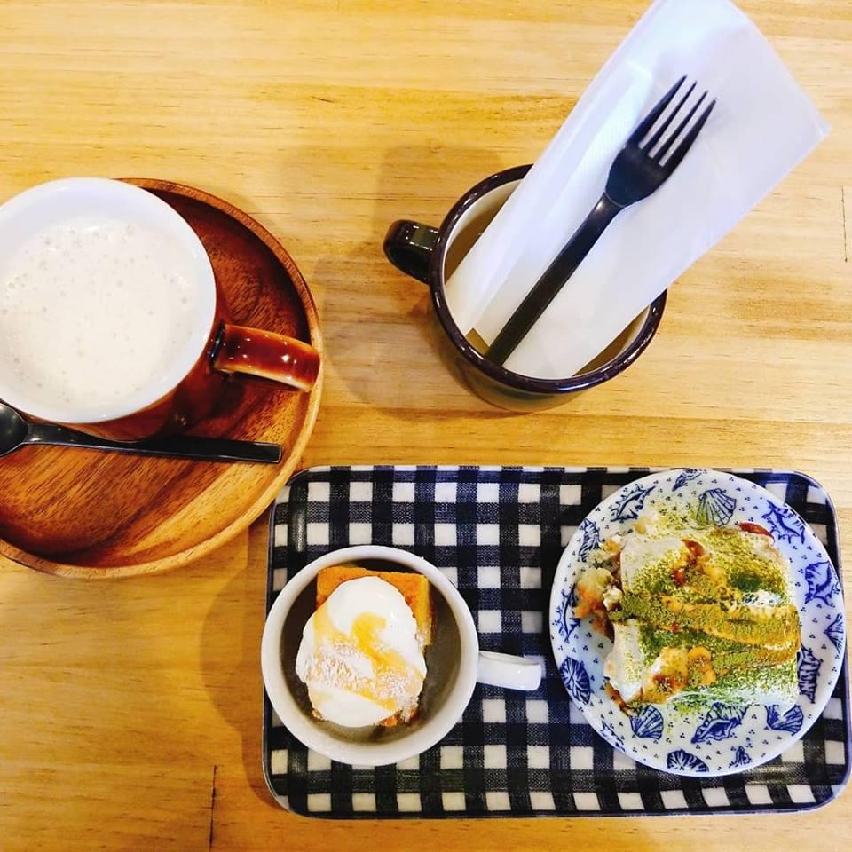 ぐりーんかふぇ おさかな【本巣市別府】穂積・ランチ|カフェ