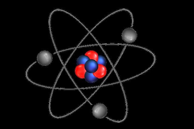 リチウム原子モデル