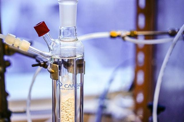 化学の実験器具