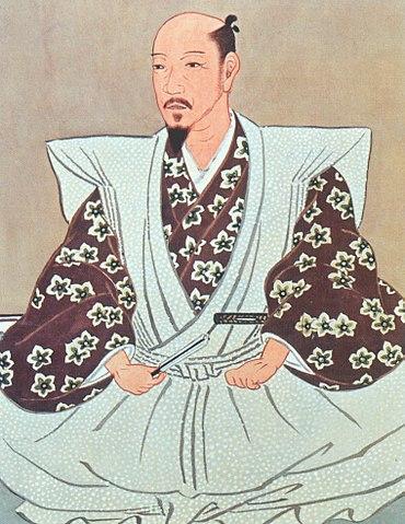 加藤清正の肖像画