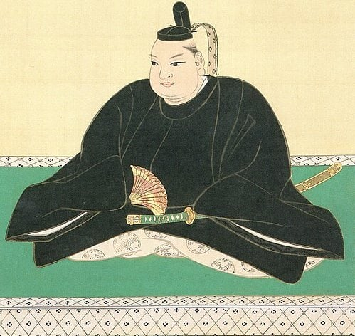 蜂須賀至鎮の肖像画
