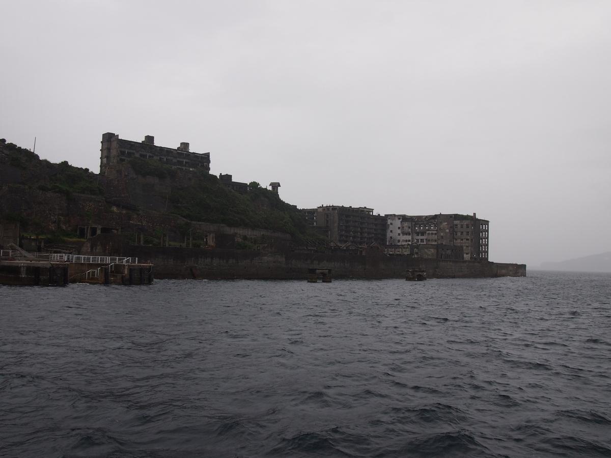 長崎旅行 軍艦島クルーズ