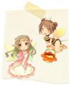 妖精さんとミツバチちゃん