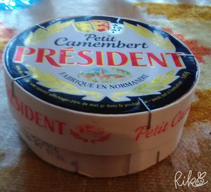 プレジデントのカマンベールチーズ