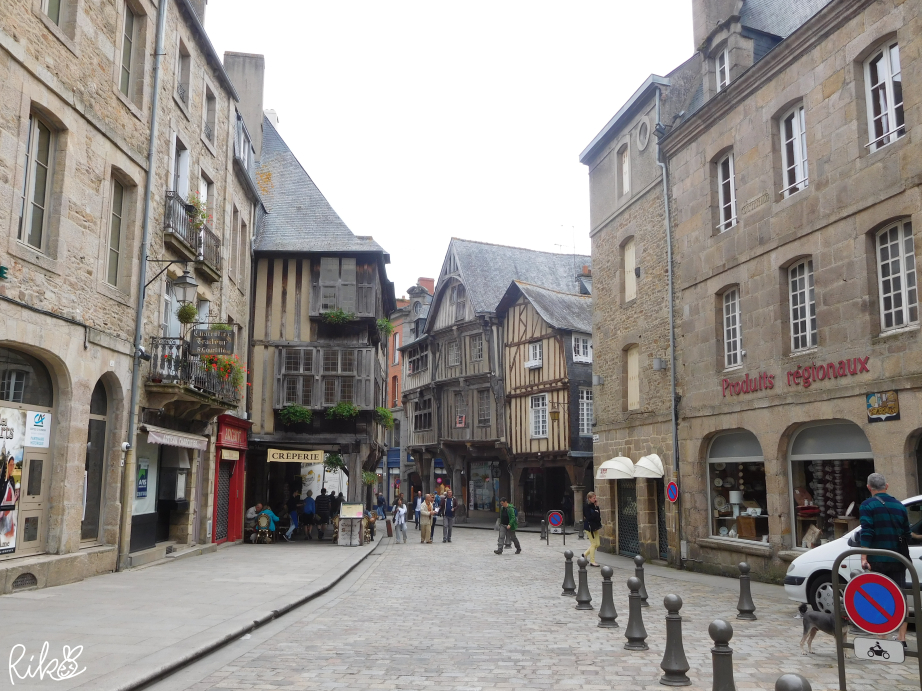 ディナンの旧市街